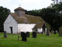 St David's Church, Rhulen