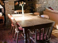 Cwmfillo Bed & Breakfast at Rhulen near Builth Wells in Wales